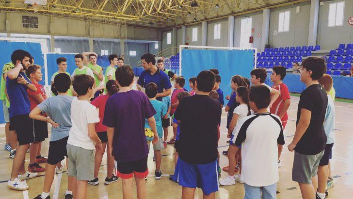 El Club Balonmano Buñol organiza un nuevo Torneo de Mini-Handball