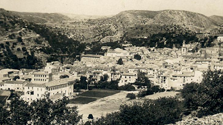 El antiguo Hospital  de Pobres de Buñol  y su Capellanía