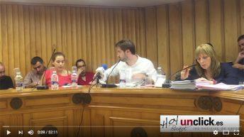 El vídeo del Pleno del Ayuntamiento de Buñol (26-9-2016)