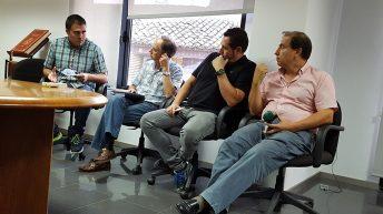 Los comerciantes estudian la creación de una estructura representativa a nivel comarcal