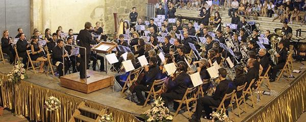 """El CIM """"Santa Cecilia"""" de Yátova participa en el II Certamen Vila de Catarroja"""