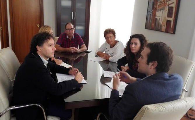 Francesc  Colomer y el Ayuntamiento de Cheste plantean una mayor proyección de los productos turísticos locales