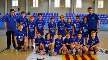 Sénior, cadete, infantil y alevín del Club Balonmano Buñol vencen en sus respectivos partidos
