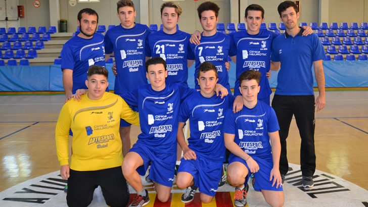 El juvenil del Club Balonmano Buñol se reencuentra con la victoria