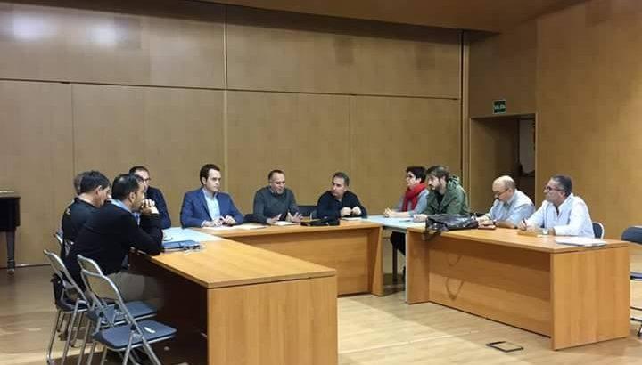 Se firma en Yátova el pacto territorial de empleo comarcal