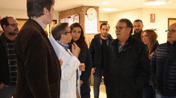 Sanidad trabaja en la mejora de la calidad asistencial de la comarca de La Hoya de Buñol