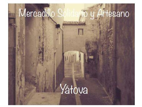 Yatova acoge de nuevo su mercadillo Solidario y Artesano