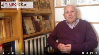 """Vídeo entrevista a José Blasco, coleccionista de """"El Quijote"""""""