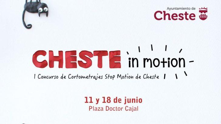 """Cheste lanza la primera edición del concurso de cortometrajes  de animación """"Stop motion 2017"""""""