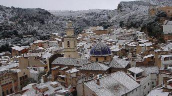 ¿Veremos nevar esta semana en Buñol y comarca?