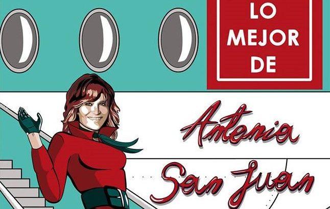 Lo mejor de Antonia San Juan este viernes en Buñol