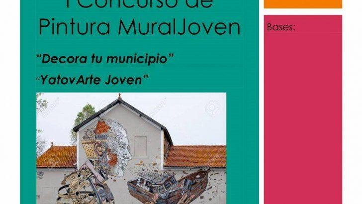 Yátova lanza el I Concurso de Pintura Mural