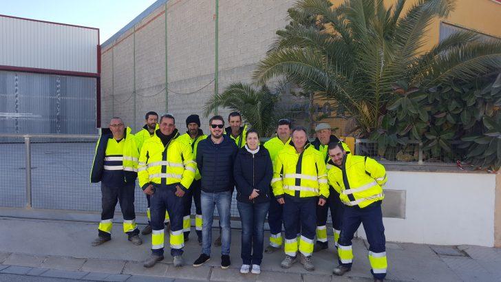 El Ayuntamiento de Buñol contrata a 9 personas a través de los Planes de Empleo