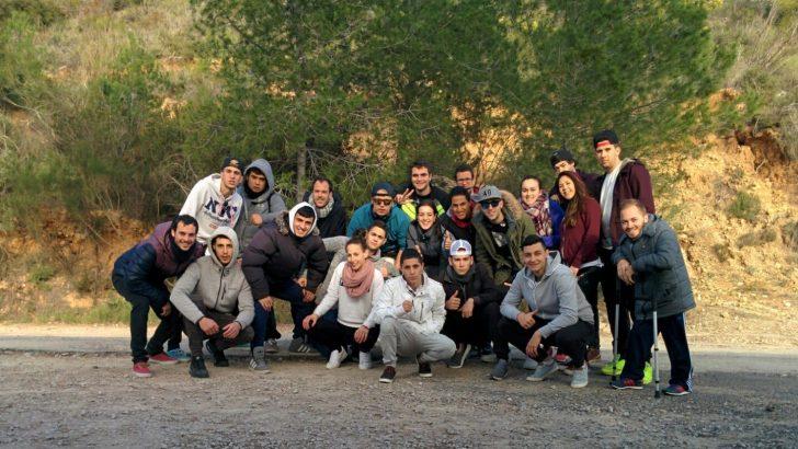 Jove Oportunitat reúne a los alumnos de Chiva, Cheste y Villamarchante en Alborache