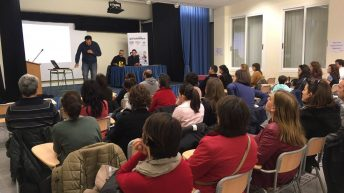 La jornada continua en los debates educativos de Chiva