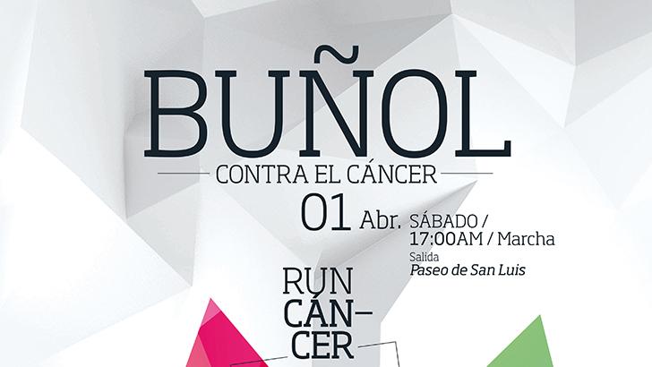 """Ya a la venta los dorsales para la """"Marcha contra el Cáncer"""" en Buñol"""