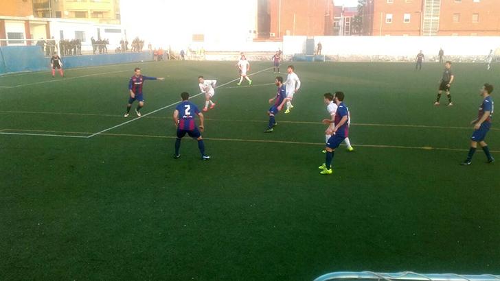 Godo y Rulo dan la victoria al CD Buñol ante el Silla (3-1)