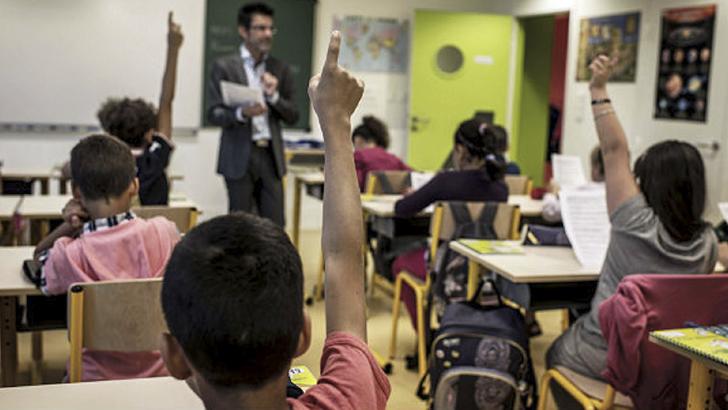 La escolarización no es un juego de niños