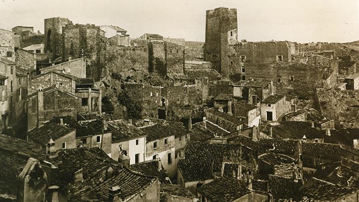 1885. El cólera en Buñol.