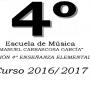 """Los alumnos y alumnas de la Escuela """"Manuel Carrascosa"""" de """"La Armónica"""" ofrecen este jueves una audición"""