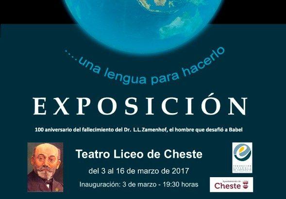 Cheste, el último bastión del Esperanto en Valencia