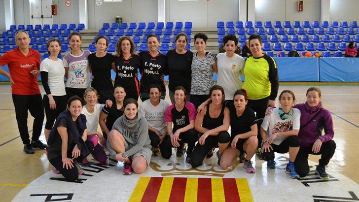 La II Jornada Deportiva del Día de la Mujer en imágenes