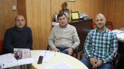 """Francisco Blasco y Enrique Piera candidatos a presidir """"La Artística"""" de Buñol"""
