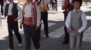 Las imágenes del segundo día de pasacalle en Buñol