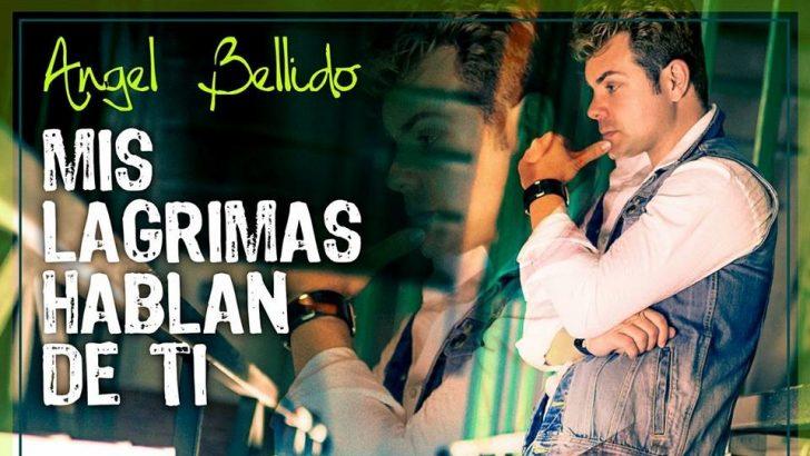 El cantante buñolense Ángel Bellido lanza su nuevo trabajo el próximo 24 de marzo