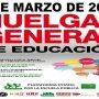 PC y EU de Buñol llaman a secundar la huelga del 9 de marzo por la mejora de la educación