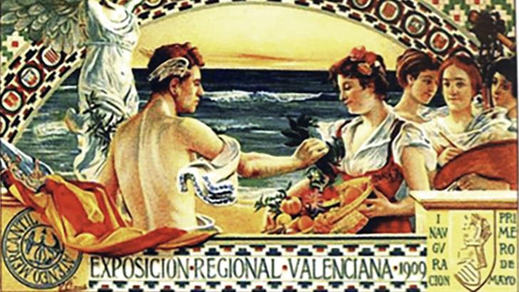 El primer vuelo nocturno de las palomas mensajeras: Buñol-Valencia 1909