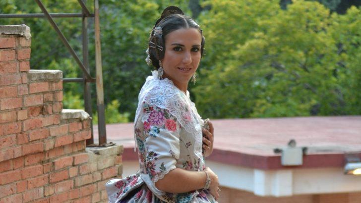 """Sonia Llopis: """"ser Fallera Mayor de Buñol es algo que no se puede explicar con palabras"""""""
