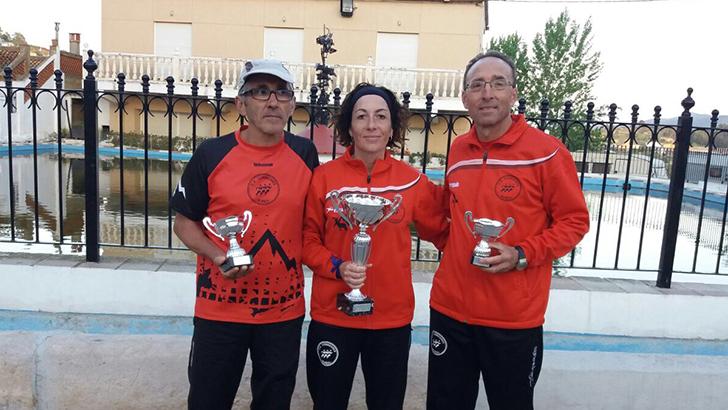 Elena Cambres gana la 20K Villa de Siete Aguas por tercer año consecutivo
