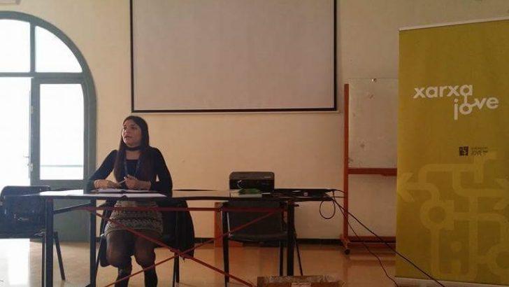 Chiva presente en el encuentro comarcal de Xarxa Jove en Alborache