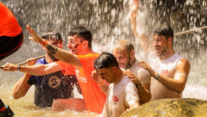 Las imágenes del Desafío de Guerreros celebrado en Yátova