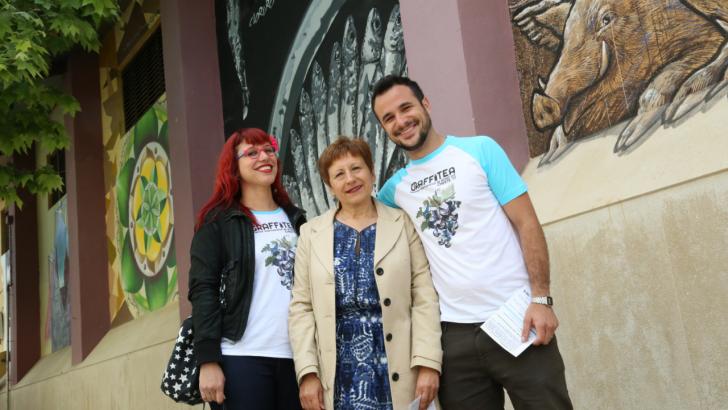 Cheste, epicentro del arte urbano y el grafiti nacional e internacional