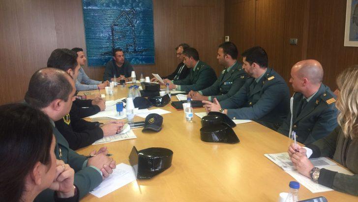 La Junta Local de Seguridad de Chiva hace balance y coordina actuaciones