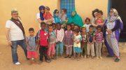 Buñol acoge este sábado el encuentro de niños y niñas saharuis de toda la Comunitat