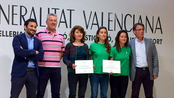 El CEIP San Luis recibe el reconocimiento como Centro Promotor de la Actividad Física y el Deporte