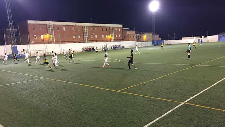 El CD Buñol vence al Paterna y sale del descenso (3-1)