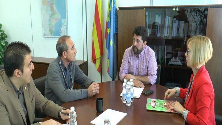 La Generalitat confirma su apoyo a la Jornada de Turismo Sostenible y a la Feria del Comercio de Buñol