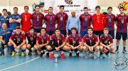 El equipo del buñolense Joaquín Lora se clasifica para la Fase Final del Campeonato de España de balonmano