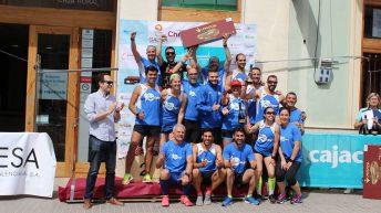 Más de cuatrocientos corredores toman Cheste en la 10k Centenario CajaCheste