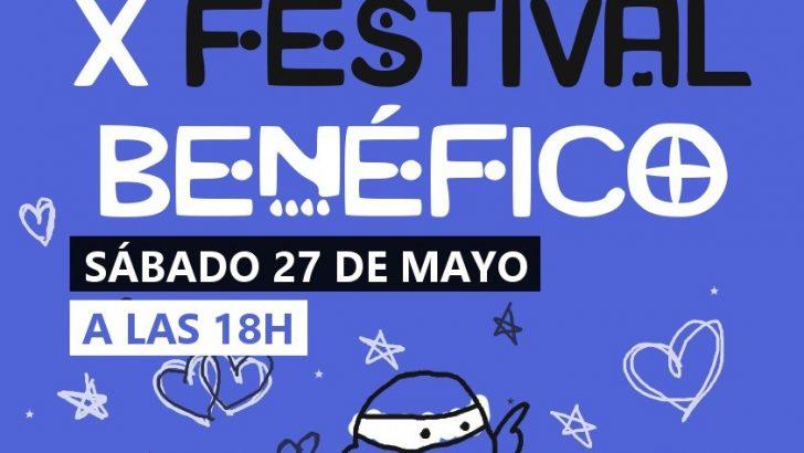 La sociedad de Chiva se vuelca con la celebración del X Festival Benéfico a favor de Aspanion