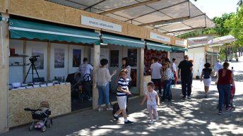 Nuevo éxito de la XII Feria de Comercio, Turismo, Gastronomía y Empleo de Buñol