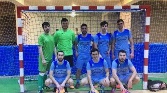El Fútbol-Sala masculino federado vuelve a Buñol