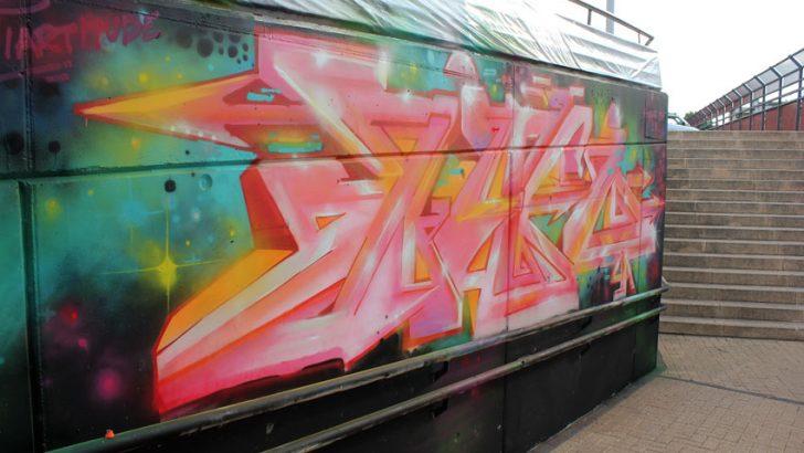 Este fin de semana el arte tomará las calles de Cheste con la segunda edición de Graffitea