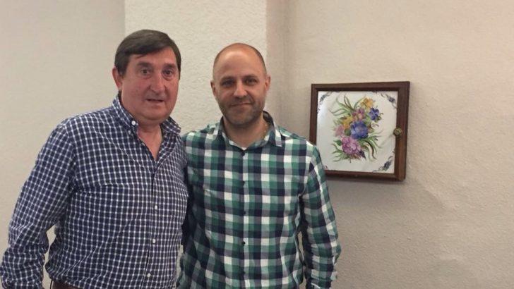 """Francisco Blasco toma posesión como Presidente de """"La Artística"""" de Buñol"""