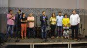 """Las imágenes de la inauguración de la Sala Polivalente """"El Mercado"""" en Buñol"""