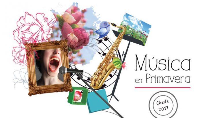 """Cheste abre el ciclo de conciertos """"Música en Primavera"""""""
